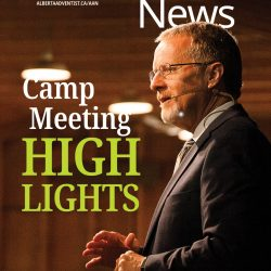 NOW AVAILABLE!  Alberta Adventist News (AAN) - September 2019 Edition